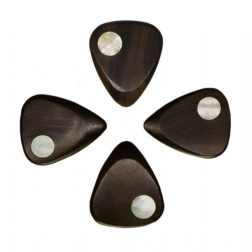 Planet Tones - Gold Shell - 4 Picks | Timber Tones